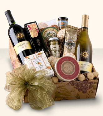 Wedding Gift Basket Delivery : cheese baskets, baby gift basket, wine baskets and more for delivery ...